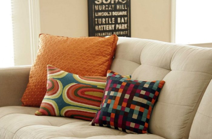 Cushions – Indoor