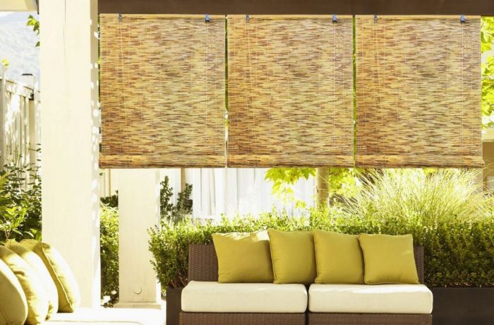 Blinds – Bamboo